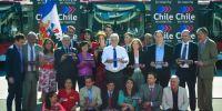 智利总统宣布了!比亚迪率先交付拉美地区最大纯电动大巴车队