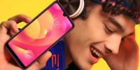 小米Play外观正式公布:水滴屏设计+渐变色机身
