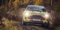 阿斯顿马丁首款SUV车型开启全球测试 新年将于年末发布