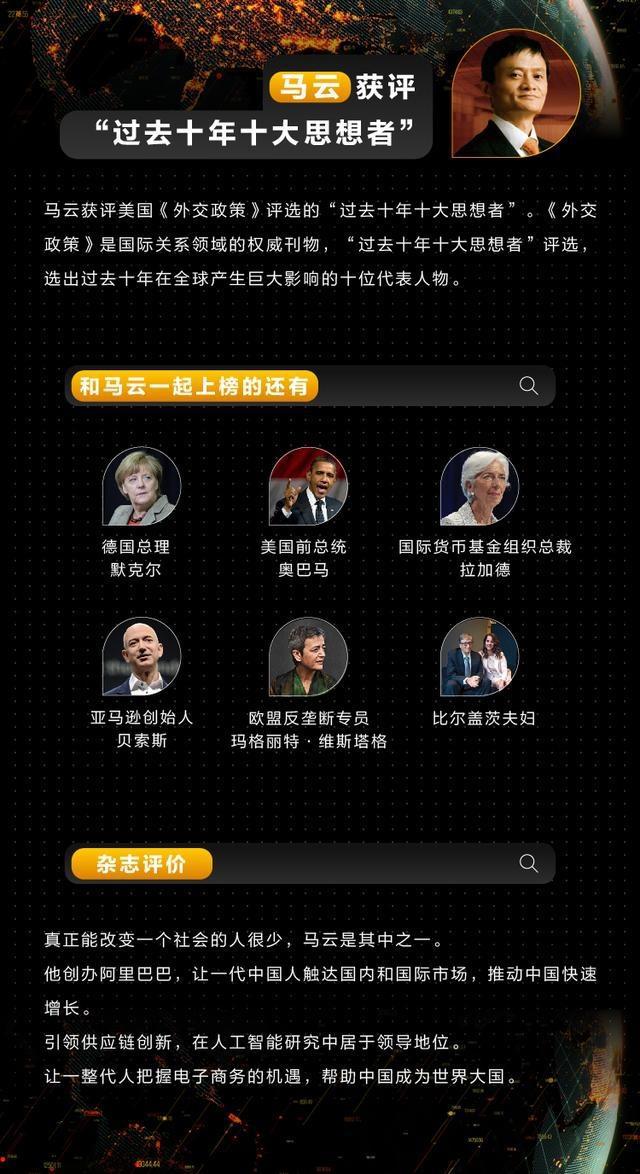 """驱动中国晚报丨马云入选全球""""10大思想者"""" 外卖送餐员平均月薪将近八千元"""