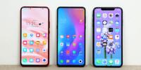 荣耀Magic2、小米MIX3、iPhone XS Max横评:价格贵的未必是最好的