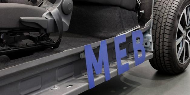 大众正在邀请其他厂商使用MEB平台研发车辆 福特或将成为受益者