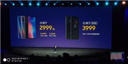 小米9正式发布,骁龙855+全息幻彩+20W无线快充,2999元起售