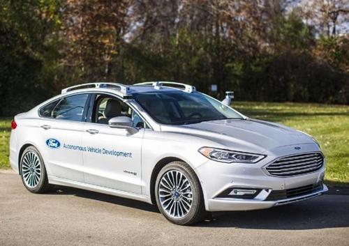 投资17亿美元  大众与福特就自动驾驶项目达成一致