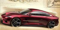 大众子公司发布全新跑车预告图 预计将于日内瓦车展正式亮相