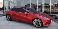 特斯拉将转向在线销售  购车后不满意可退车