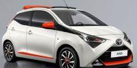 丰田Aygo将推两款特别版车型,日内瓦车展亮相