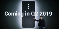 "OPPO新机""微博发布会"":骁龙855+10倍混合光变+4065mAh电池"