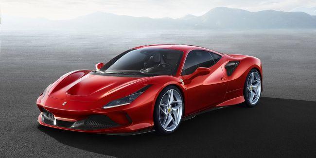 搭载V6发动机  法拉利混动车型将于年中发布