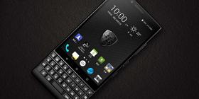 黑莓KEY2图赏想靠更好用的键盘赢得你心!