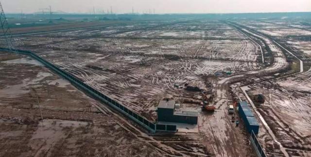 获中资银行35亿元贷款  特斯拉上海工厂建设资金到位
