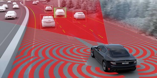 红外相机 自动驾驶汽车新标配?