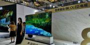 直击AWE 2019  LG推出世界首台88寸8K OLED电视