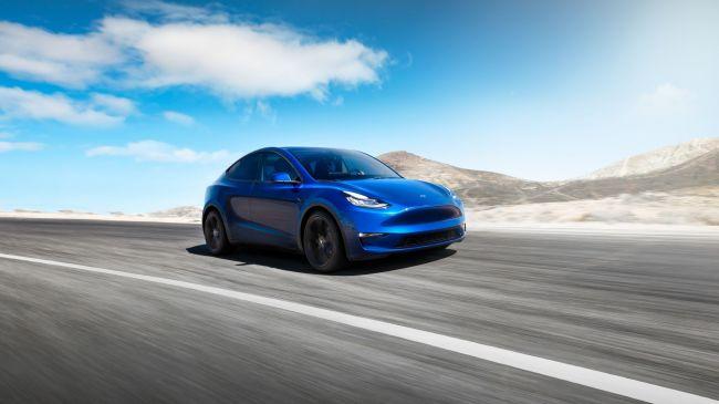起价3.9万美元 特斯拉Model Y正式发布