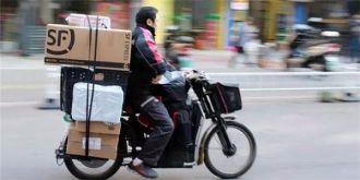 西安交警公布快递行业交通违法情况 美团、饿了么违法行为最多