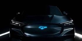 车标公布 福特Mustang电动SUV将于2020年上市