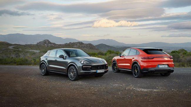 史上最漂亮的轿跑SUV官图发布,新款保时捷卡宴Coupe将于2020年亮相