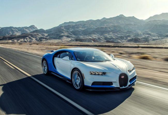 布加迪有意推出纯电动车型 超跑与电动合体或将成为常态