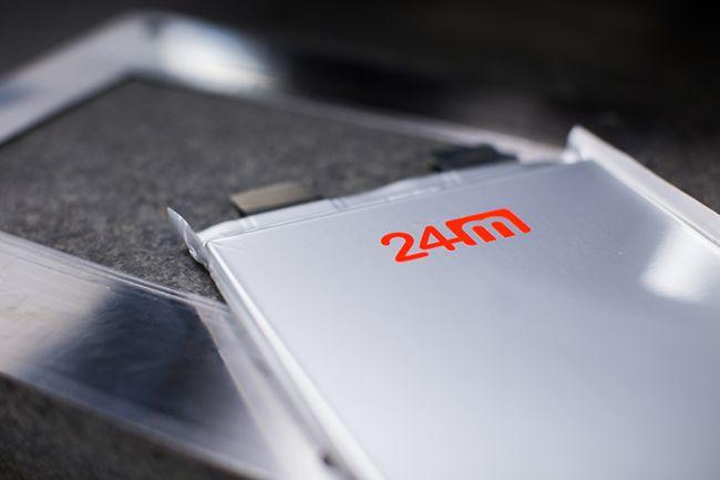 """24M公司推出""""双电解质""""架构 锂离子电池能量密度将翻倍"""