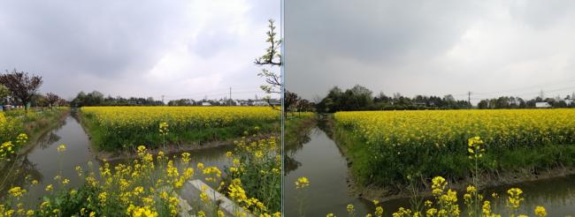 春游旅拍正当时 华为今天发布了首款千元后置2400超广角三摄手机