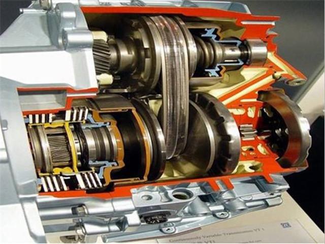 AT变速箱和CVT变速箱有什么不同,哪一个更加高级?