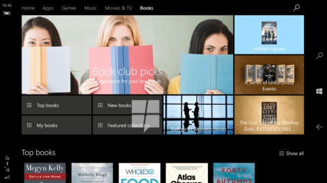 微软放弃电子书销售业务