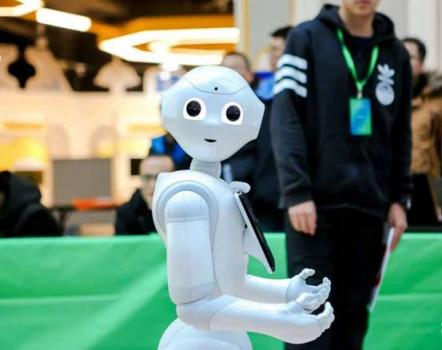 软银Pepper机器人应用比赛