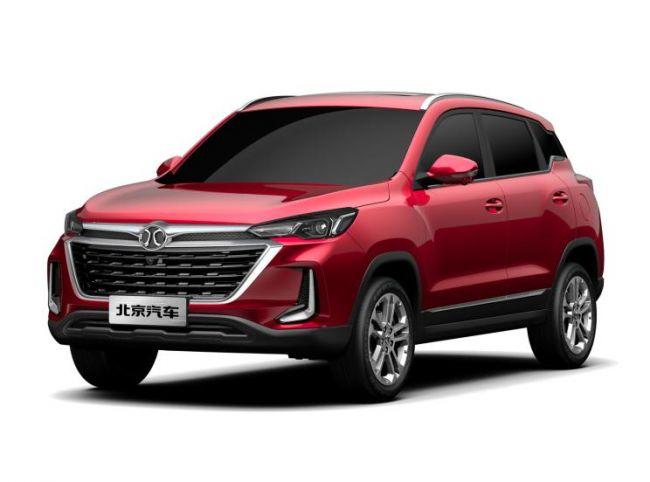 新款绅宝X35官图发布 将于4月16日上海车展亮相