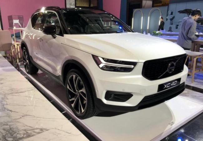 沃尔沃亚太XC40正式发布 将于2019上海车展公布预售价