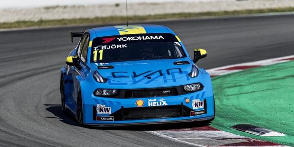 售价100万 冠军赛车领克03 TCR开启预售