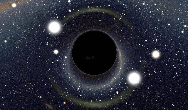 就在今晚,.人类将首次看到黑洞照片