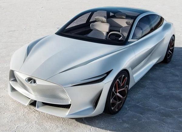 英菲尼迪首款电动车消息曝光 其概念车型将于上海车展亮相