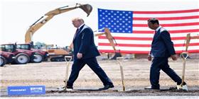 美媒谴责富士康美国工厂,开建9个月但几乎无进展