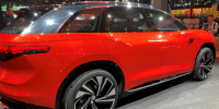 2019上海车展:大众汽车展台实拍 概念车I.D ROOMZZ、途昂X亮相