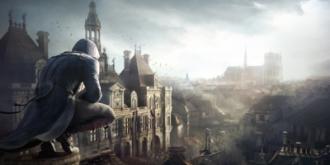 《刺客信条:大革命》1:1还原巴黎圣母院,或将有助于修复