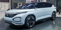 2019上海车展:最新星际几何设计语言 新宝骏RM-C概念车正式亮相