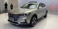 2019上海车展:上汽集团MG展台、荣威展台