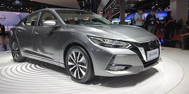 2019上海车展:尺寸比朗逸还大 全新一代轩逸正式首发
