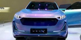 上海车展:WEY-X首发,将引领WEY品牌未来趋势?