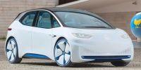 大众纯电动车测试谍照曝光 或将于明年初上市
