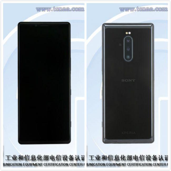 世界首款4K HDR OLED手机亮相 索尼Xperia 1国行版入网工信部