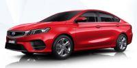 吉利缤瑞7.58万起 全新入门款车型上市