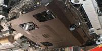 白花钱还是物有所值?发动机护板是否值得安装?