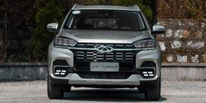 奇瑞新款瑞虎8冲击10-15万主流SUV市场