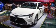 全系标配8 SRS空气囊 广汽丰田全新一代雷凌上市