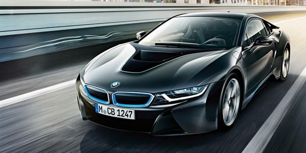 彻底电动化 下一代宝马i8或将成为纯电动车型