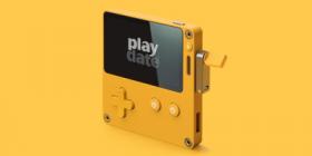Panic发布Playdate手持游戏机:小巧外观,情怀满满