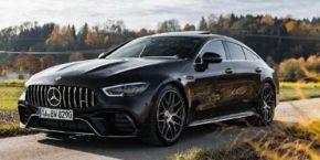 最强AMG车型?奔驰将于明年推出AMG GT 73