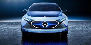 奔驰轿车EQE预计2020年上市 L3级别自动驾驶续航超600KM