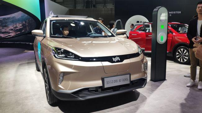 CES Asia 2019 :威马汽车携手百度发布ValetParking解决方案